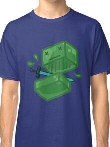 Slaying a slime Classic T-Shirt