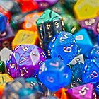Dice II by Tim Gumz