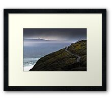 San Patch Steps Framed Print