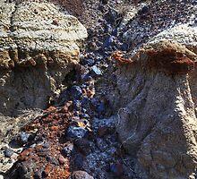 Blue rocks by zumi