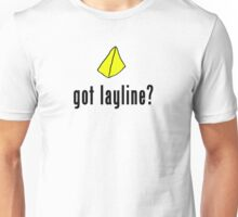 """got layline?"" Unisex T-Shirt"