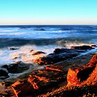 Soldiers Beach Norah Head NSW Central Coast by Gary Blackman