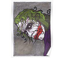 The Joker, The Dark Knight #1 Poster