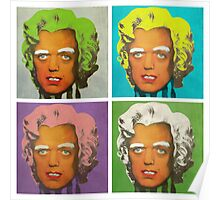 Oompa Loompa set of 4 Poster