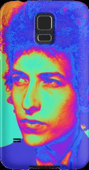 Bob Dylan Psychedelic by Jonathan  Hagstrom