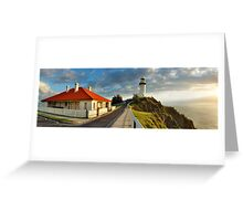 Cape Byron Lighthouse, New South Wales, Australia Greeting Card