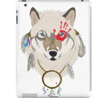 Spirited Wolf iPad Case/Skin