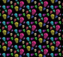 Van Gogh Skull remixed by filippobassano
