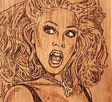 RuPaul by James  Birkbeck