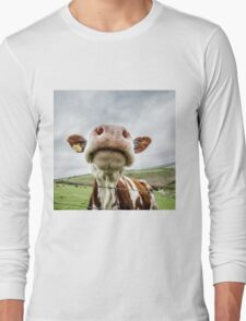 Silly Cow Long Sleeve T-Shirt