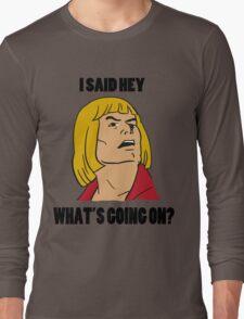 He-Man Long Sleeve T-Shirt