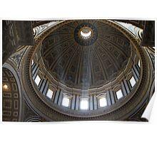 San Pietro al Vaticano Poster