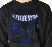 City Life Style Pullover
