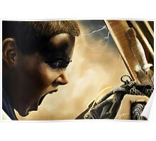 Mad Max: Fury Road, Furiosa Poster