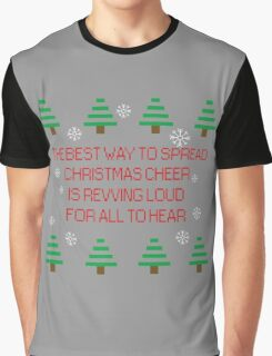 Spreading Xmas cheer Graphic T-Shirt