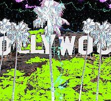 HOLLYWOOD PALMS by SAMUEL VETA