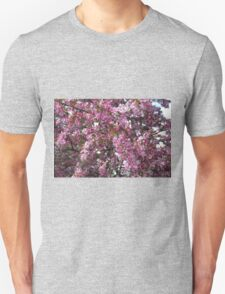 Crab Apple in Bloom T-Shirt