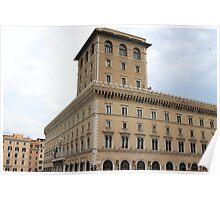 Piazza venezia Poster