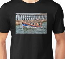 Whitby's Old Lifeboat, RNLI Mary Ann Hepworth Unisex T-Shirt