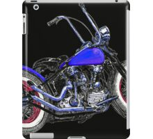 Bobber on Black iPad Case/Skin