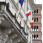 Santa Maria Cosmedin e Teatro Dell'Opera, Roma by Ben Fatma Marc