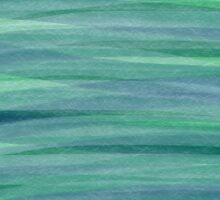 Watercolour - Turquoise by SBRGdesign