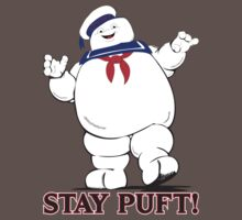 Stay Puft! by Raymond Doyle (BlackRose Designs)