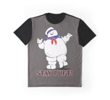 Stay Puft! Graphic T-Shirt