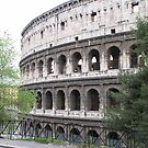 Colosseo, Roma by Ben Fatma Marc