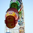 Ferris wheel by Jenny Clift