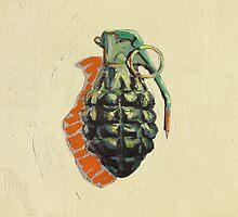 Grenade by Megan  Koth