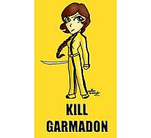 Ninjago- Kill Garmadon Photographic Print