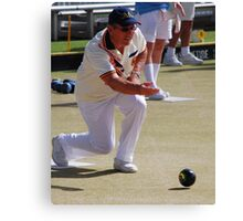 M.B.A. Bowler no. a334 Canvas Print