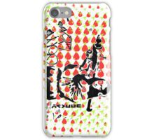 Mona Bansky iPhone Case/Skin