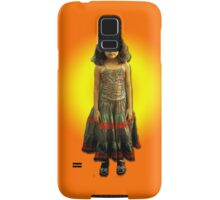 Sad Girl  Samsung Galaxy Case/Skin