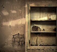 Abandoned kitchen cabinet by RicardMN