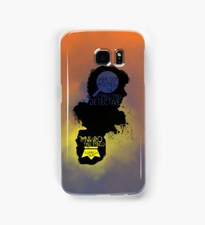 Final Problem Samsung Galaxy Case/Skin
