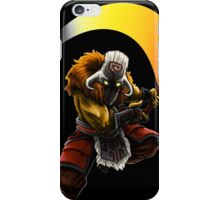 Juggernaut Dota 2 iPhone Case/Skin