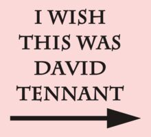 I wish this was David Tennant by poisontao