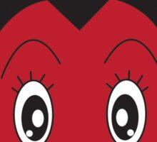 Japanese style astroboy T-shirt Sticker