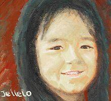 Portrait of Sonya by artpal