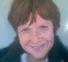 Portrait of Stace by artpal
