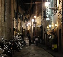 Florence Streets by kbrimson