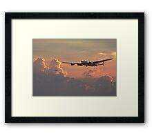 Lancaster - Mainstream Framed Print