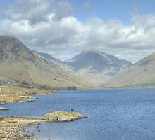 Wastwater Landscape by VoluntaryRanger