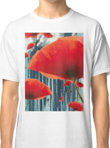 Poppy Love Classic T-Shirt