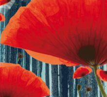 Poppy Love Sticker