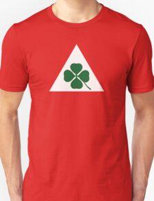 Quadrifoglio Classic Alfa Romeo Unisex T-Shirt