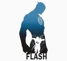 Flash Kids Tee