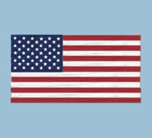 United States Flag Kids Clothes